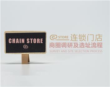 连锁门店商圈调研及选址流程(3集)