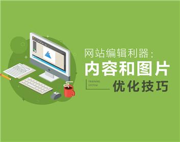 网站编辑利器:内容和图片优化技巧(11集)