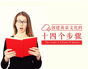 创建质量文化的十四个步骤( 6集)