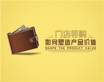 门店导购如何塑造产品价值(2集)