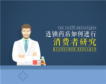 连锁药店如何进行消费者研究(4集)