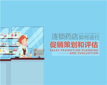 连锁药店如何进行促销策划和评估(3集)