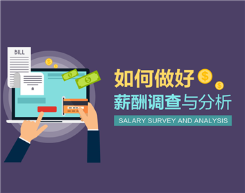 如何做好薪酬调查与分析(4集)