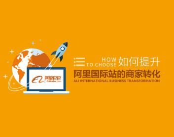 如何提升阿里国际站的商机转化(3集)
