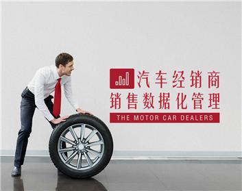 汽车经销商销售数据化管理(4集)