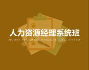 人力资源经理(中型企业)