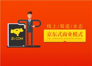 线上渠道业态—京东式商业模式