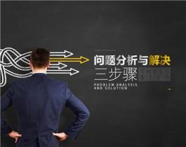 問題分析與解決三步驟(3集)